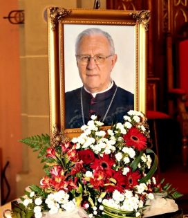 PRESIDENTE DA AMURES LAMENTE MORTE DE DOM ONERES MARCHIORI