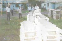 Projeto de pavimentação econômica foi o eixo de sua gestão.