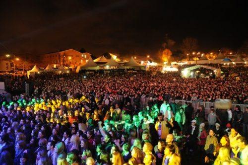 Estudos para resolver a perturbação do sossego provocado pelo volume dos shows da Festa do Pinhão 1