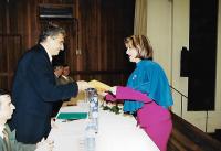Isabel Baggio - Administradora de empresas, diretora do correio lageano, ex-presidente da ACIL e presidente do banco da família