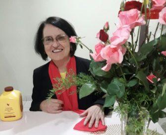 ESPAÇO FOREVER ÁGUIAS BRASIL – A página da gerente Célia