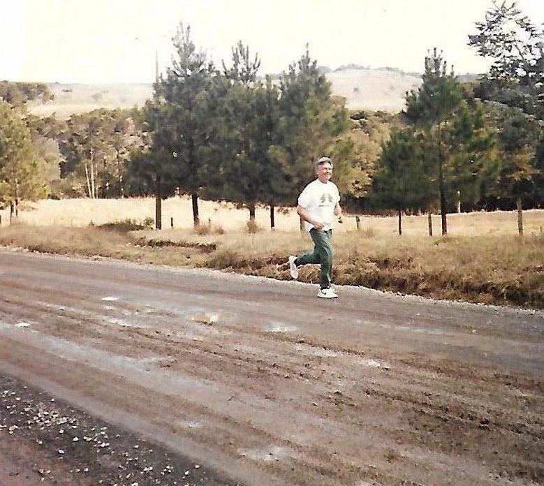 Duarte já corria quando a BR-282 estava em construção