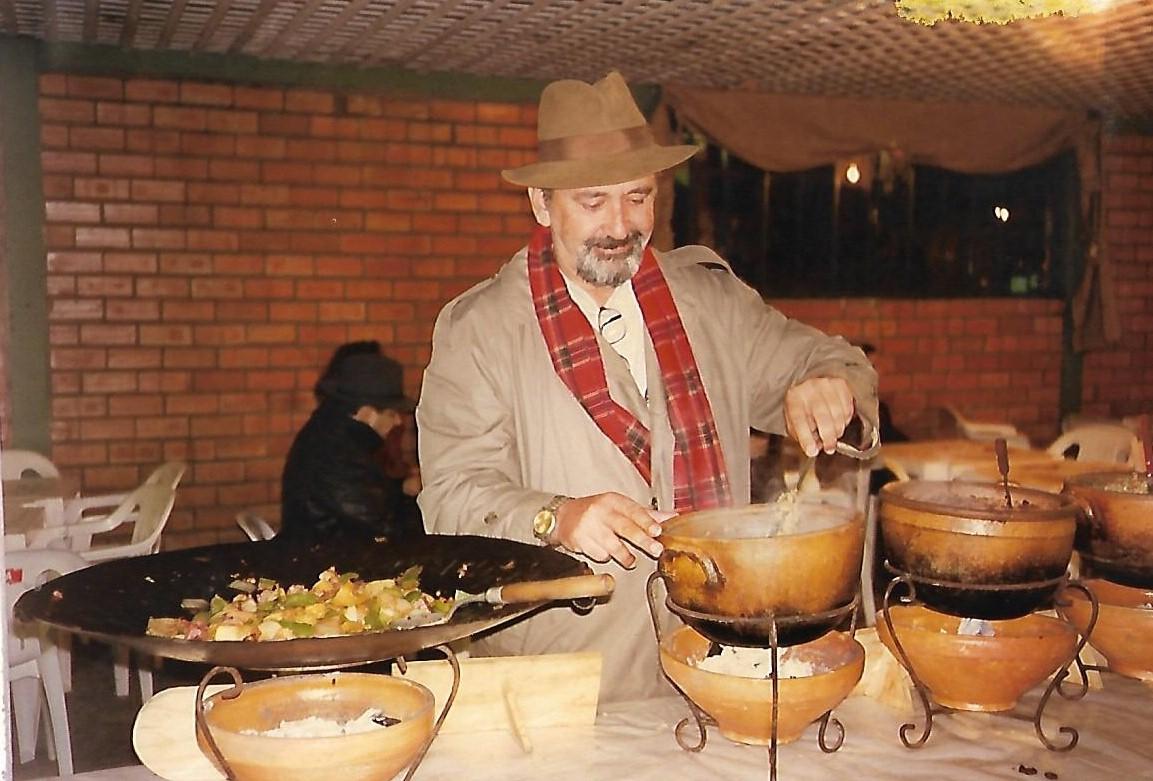 SABORES DA SERRA CATARINENSE/SC – O Entrevero: prato simples, mas com sabor sofisticado.