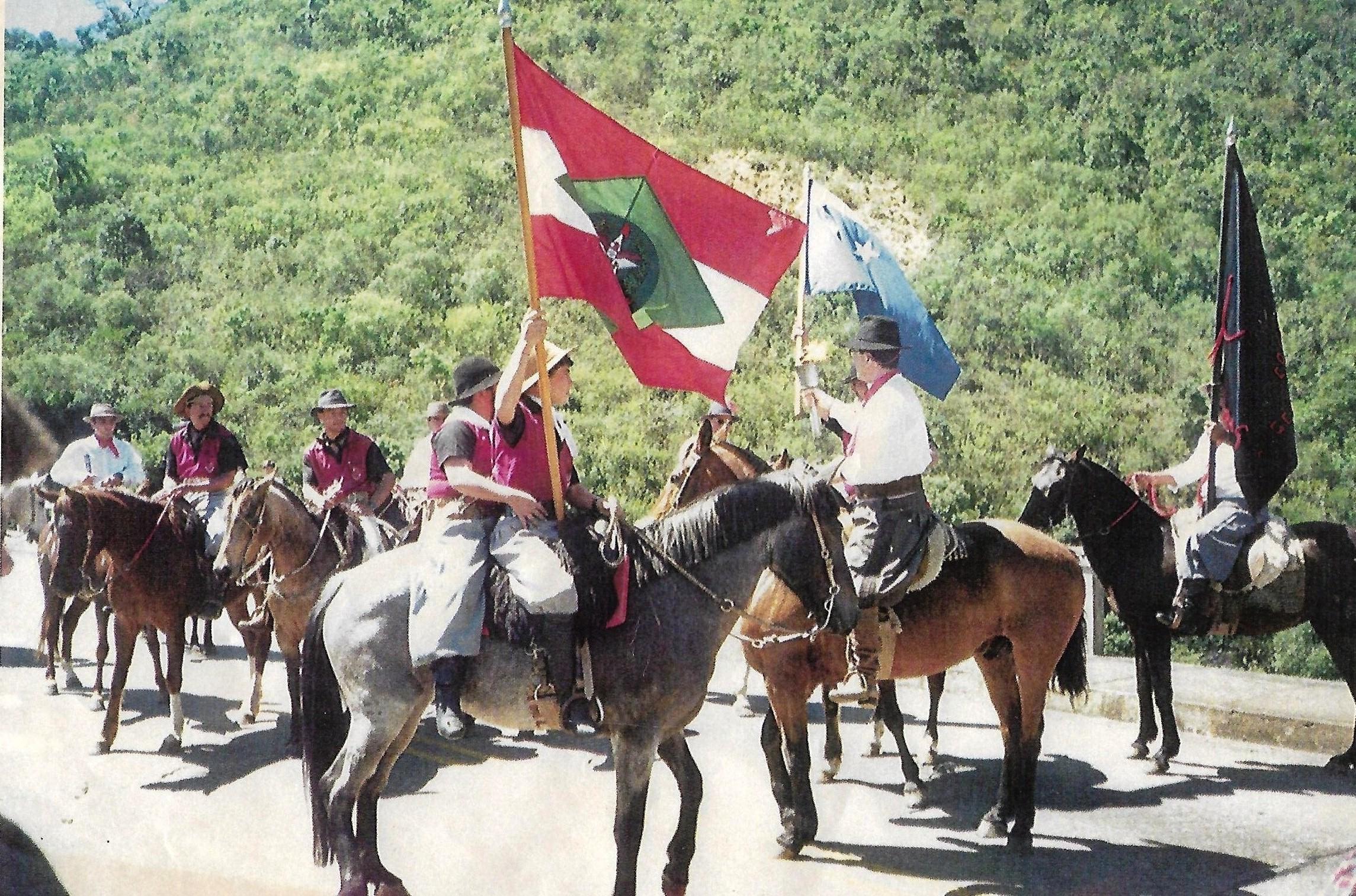 REVOLUÇÃO FARROUPILHA: O Levante do Sul contra o Império