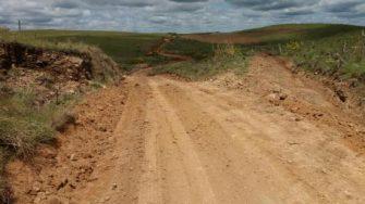 Estrada do Rincão do Perigo, na Coxilha Rica, recebe melhorias