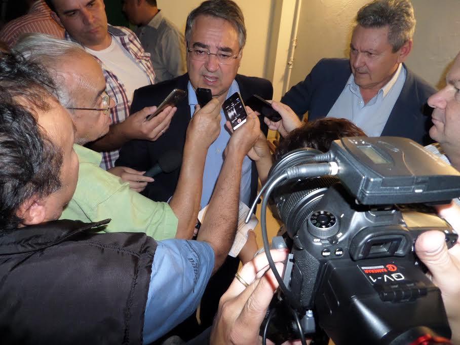 COLOMBO PARTICIPA DE ENCONTROS DE LIDERANÇAS DO PSD – Ex-governador é pré-candidato a governador e se diz de oposição