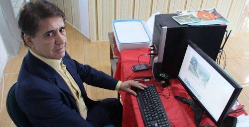 Onde redige o eronportal. com.br