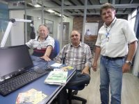 Participação no programa José Florenscio.