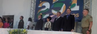 Câmara faz sessão solene – Entrega Medalha Mérito Bandeirante Corria Pinto