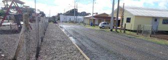 ECONOMIA NA PAVIMENTAÇÃO – Tito faz sucesso com uso de pavimento alternativo