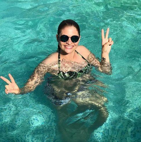 GAROTA DO PORTAL DEZEMBRO DE 2018 – Alexandra Piucco – nacionalidade e residência duplas: Criciúma/BR e Alemanha.