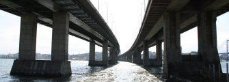 DISCUSSÃO SOBRE PONTES REACENDE IDEIA DA MUDANÇA DA CAPITAL – Qual a solução ideal? Gastar dinheiro com pontes, privatizá-las, ou a mudança da administração para o interior?