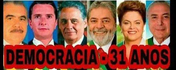 FORO PRIVILEGIADO, JABUTICABA QUE FACILITOU IMPUNIDADE – Mesmo assim, 5 ex-presidentes são investigados.