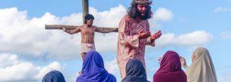 MOMENTOS DE FÉ E ESPERANÇA – Lages encena Paixão de Cristo