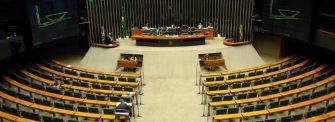 FERIADÃO DE PÁSCOA – Congresso abandonou o trabalho