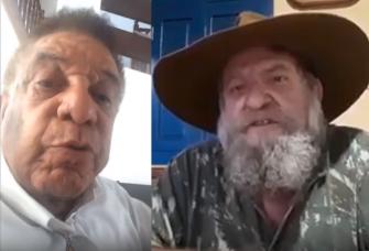 BATE BOCA IDEOLÓGICO – Agnaldo Timóteo agride verbalmente sulistas e reação geral foi pesada