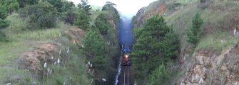 MARIA FUMAÇA COMO ATRAÇÃO TURÍSTICA – Bem que poderíamos criar uma linha desse trem até a Coxilha Rica.