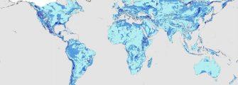 HOJE É DIA MUNDIAL DA ÁGUA – Temos mais de 15% da água doce do Planeta.