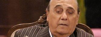 MORRE AGILDO RIBEIRO – Ator, humorista, apresentador e fabuloso criador de tipos.
