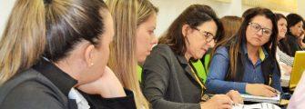 EQUIPES RECEBEM FORMAÇÃO TÉCNICA –  Criadas as comissões coordenadoras do PME/SC – 2018