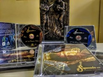 FESTIVAIS SAPECADAS COM CDs NA PRAÇA – Já foram lançados os CDs das Sapecadas da Canção Nativa
