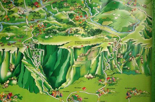 Mapa-Serra