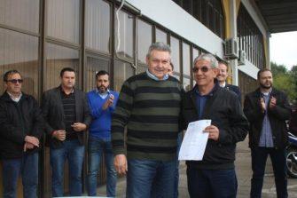 TERMINAL DOM HONORATO SERÁ REMODELADO – Lançada ordem de serviço e o cronograma é de seis meses