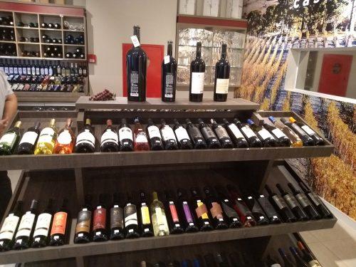 Os bons vinhos da Serra Gaúcha.