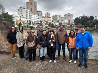 IMIGRAÇÃO JAPONESA  NO BRASIL – I Lages Matsuri celebra os 110 anos
