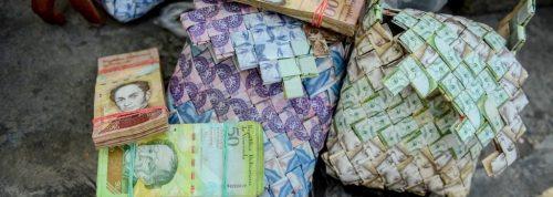 1-Dinheiro venezuela