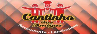 CANTINHO DOS AMIGOS – Um restaurante com diferencial no cardápio, nas opções de consumo e na energia do lugar.