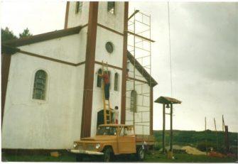 UMA HISTÓRIA CENTENÁRIA – A Igreja de Santo Antônio dos Índios estará em festa neste sábado, dia 18.