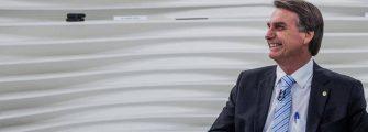 """NOME DA EXTREMA DIREITA EM CAMPANHA – Bolsonaro diz: """"sou o patinho feio dessa história"""". Foi o entrevistado do Roda Viva da TV Cultura"""