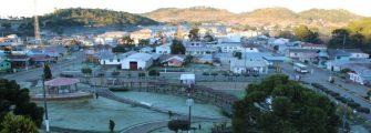 URUPEMA AGORA TEM SELO PRODETUR + TURISMO – Primeira cidade da Serra Catarinense a ter este status. Hoje registrou lá -4.