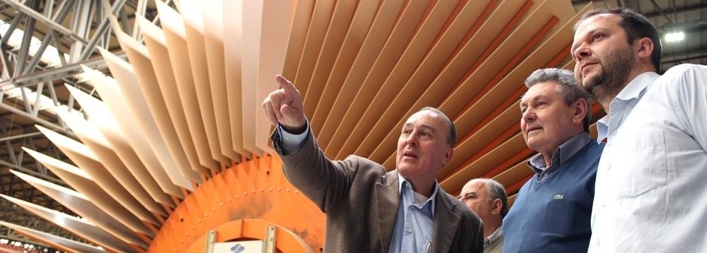 FÁBRICA EM LAGES SERÁ UMA DA MAIS MODERNAS DO MUNDO – Berneck vai produzir com alta tecnologia tipo empresa da revolução 3.0