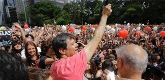HADDAD SAI DAS URNAS MAIS LEGITIMADO E SALVA A ESQUERDA – Cúpula do PT mais atrapalhou que o ajudou. Mesmo na derrota, ele deve liderar uma esquerda sem o ranço do totalitarismo socialista.