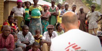 A AJUDA SALVADORA EM CASOS EXTREMOS – Médicos sem Fronteiras – Por que precisamos apoiar ações humanitárias?