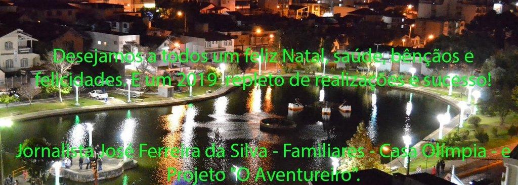 EM TEMPOS DE ESPÍRITO NATALINO E DE ANO NOVO