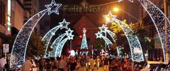 NATAL FELIZ CIDADE E A MAGIA DAS LUZES – Emoções fortes até o Dia de Natal.