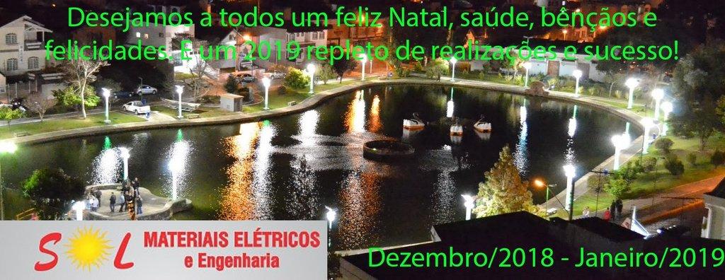 EM TEMPOS DE ESPÍRITO NATALINO E DE ANO NOVO.