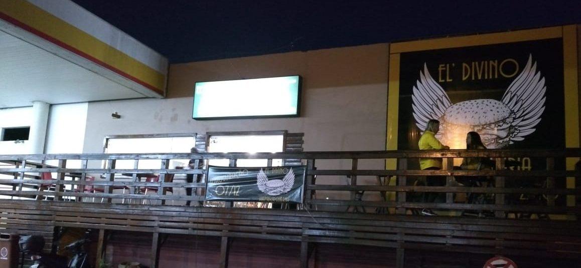ESPAÇO DA EL`DIVINO HAMBURGUERIA – Inaugurada sexta, dia 07: um novo conceito em seu happy hour.