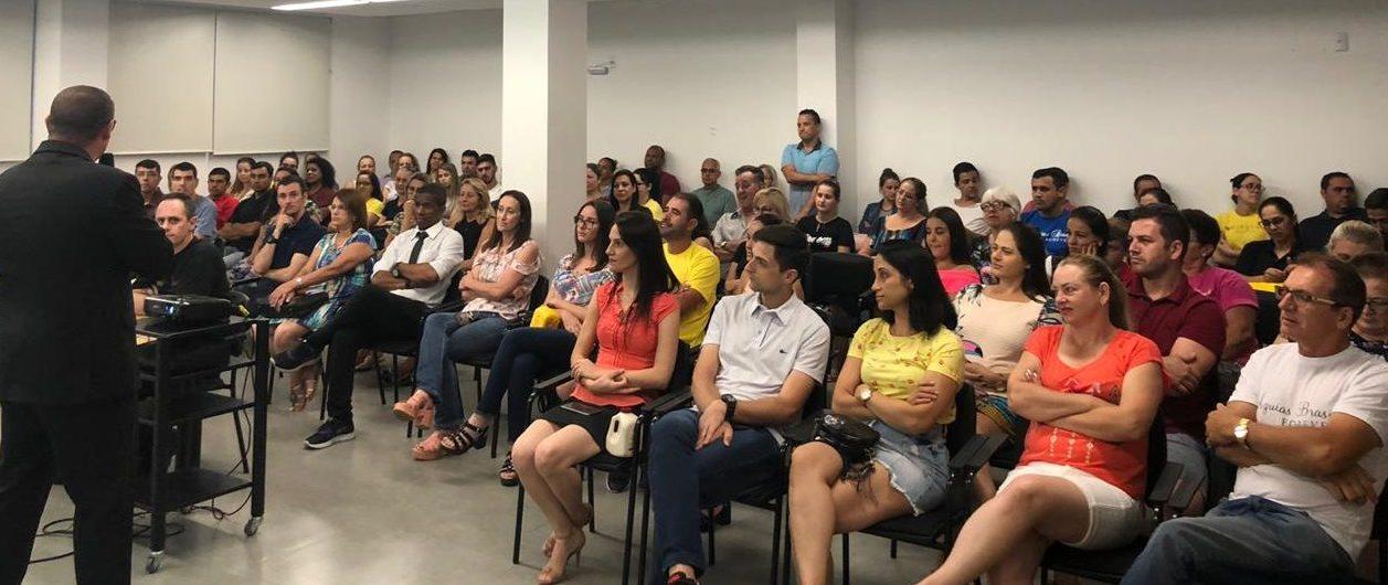 SISTEMA FOREVER ÁGUIAS BRASIL DE CRICIÚMA – Uma noite de apresentação de oportunidades