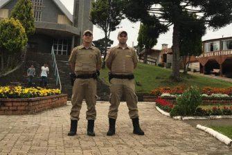 SAFRA DA MAÇÃ PREOCUPA AUTORIDADES QUANTO À SEGURANÇA – Colheita 2019 recebe em São Joaquim o apoio da PM e da Inteligência.