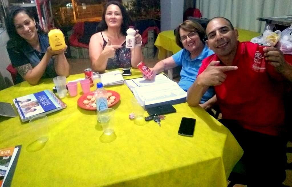 O COMENTÁRIO DO PORTAL – Sistema Forever Águias Brasil – Grupo de Lages – trabalhando e crescendo.