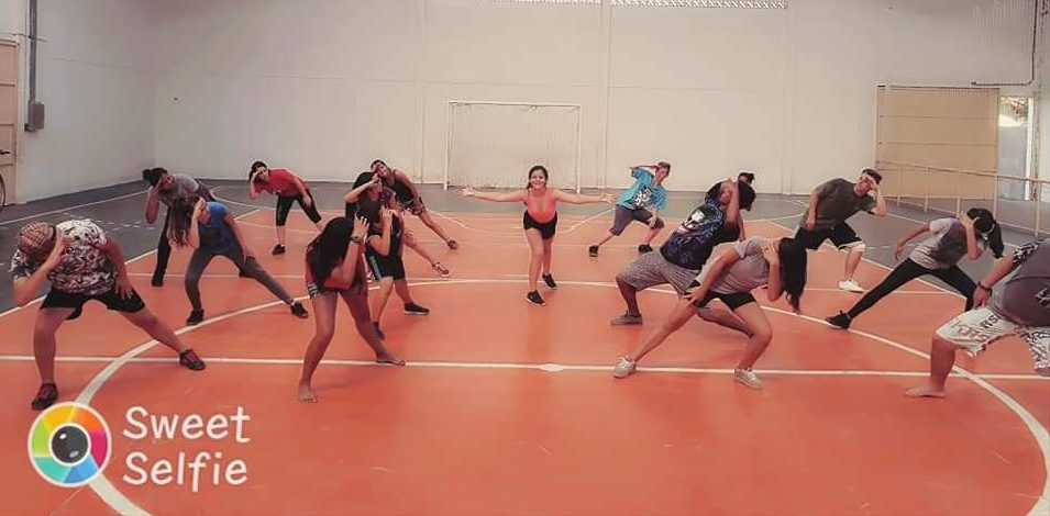 GRUPO DE DANÇA DE LAGES/SC BRILHARÁ NO CARNAVAL DE JOAÇABA – Os jovens talentos formarão a Ala Show coreógrafa numa das escolas.