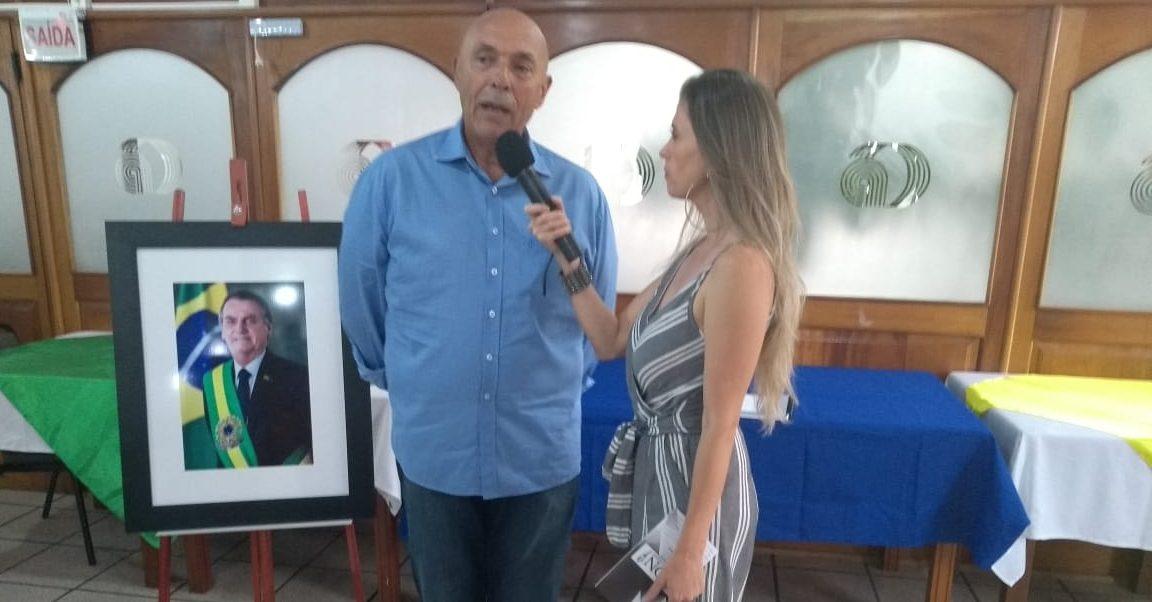 PARTIDO ALIANÇA PELO BRASIL COMEÇA PELO SUL EM SC – Forte líder regional foi convidado para comandar o processo de formação da sigla.