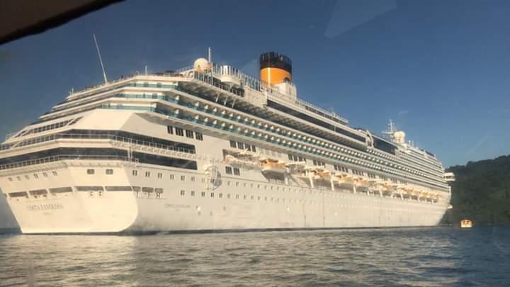 SUCESSO NO TRABALHO É PREMIADO COM UM CRUZEIRO – Cinco dias num dos o mais modernos navios na Costa Brasileira.