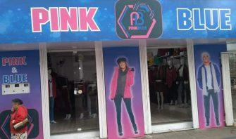 A PÁGINA DA PINK E BLUE – A nova loja da Marechal Deodoro, 234. Aproveite suas promoções de inverno.