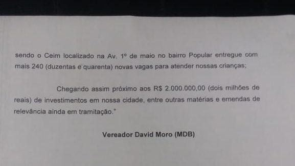 Emendas David (2)