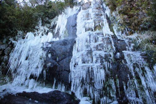 cachoeira, frio